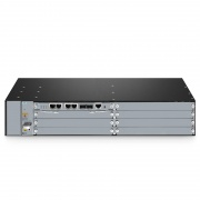 M6200-CH2U, 2U Managed Chassis Unloaded Platform, Supports 7x Mux/DEMUX/EDFA/OEO/OLP/DCM Cards