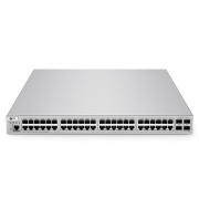 S3910-48TS, 48-Port Gigabit Ethernet L2+ Fully Managed Pro Switch, 48 x Gigabit RJ45, with 4 x 10Gb SFP+ Uplinks, Stackable Switch, Broadcom Chip