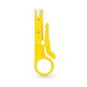 Portable Plastic Coated Wire Stripping Knife Tool