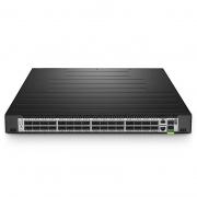 N8550-32C L3 Trident 3 управляемый Ethernet White Box коммутатор 32 порта 100Gb QSFP28 для ЦОД, Cumulus® Linux® OS на 5 лет