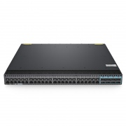N5860-48SC, switch capa 3 para centros de datos de 48 puertos, 48 x SFP+ 10Gb, con 8 x enlaces ascendentes QSFP28 100Gb, apilable, chip de Broadcom, software instalado