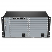 M6200-CH5U, 5U Managed Chassis Unloaded Platform, Supports 15x MUX/DEMUX/EDFA/OEO/OLP/DCM Cards
