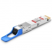 400GBASE-LR8 QSFP-DD PAM4 1310nm 10km DOM LC SMF Optical Transceiver Module for FS Switches