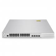 S3910-24TF, 24-Port Gigabit Ethernet L2+ Managed Switch, 24 x Gigabit RJ45, with 4 x 1Gb SFP Uplinks, Stackable Switch, Broadcom Chip, Fanless