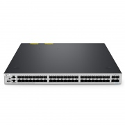 S5810-48FS Гигабитный Ethernet Pro полностью управляемый коммутатор 48 портов L3, 48 x 1Gb SFP, 4 x 10Gb SFP+ Uplink, стекируемый коммутатор, чип Broadcom
