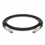 2m (7ft) Juniper Networks QDD-400G-DAC-2M Compatible Câble à Attache Directe Twinax en Cuivre Passif QSFP-DD 400G