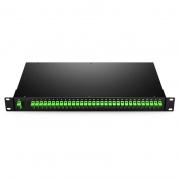 1x32 Divisor de fibra PLC, 1U 19