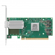 NVIDIA Mellanox MCX515A-CCAT ConnectX®-5 EN Network Interface Card, 100GbE Single-Port QSFP28, PCIe3.0 x16, Tall Bracket