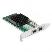 NVIDIA Mellanox MCX512A-ACAT ConnectX®-5 EN Network Interface Card, 10/25GbE Dual-Port SFP28, PCIe 3.0 x8, Tall Bracket
