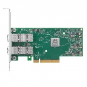 NVIDIA MCX4121A-XCAT ConnectX-4 Lx EN Adapter Card 10GbE Dual-Port SFP28 PCIe3.0 x8 Tall Bracket