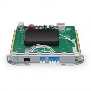 M6200-20LA, 20dBm Output In-line DWDM EDFA Amplifier, 25dB Gain, LC/UPC