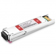 Juniper Networks EX-XFP-10GE-ER Compatible 10GBASE-ER XFP 1550nm 40km DOM LC SMF Transceiver Module
