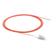 Customized LC/SC/FC/ST/LSH Simplex OM1/OM2 Multimode Fiber Optic Pigtail