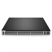 S5800-48MBQ Мультигигабитный Ethernet управляемый коммутатор 48 портов L3, 48 x 100M/1000M/2.5G BASE-T, 4 x 25Gb SFP28, 2 x 40Gb QSFP+ Uplink