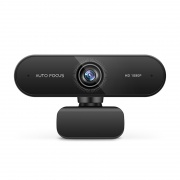 FC270 Full HD 1080p Webcam for Video Calling and Conference, with 2 Microphones, USB Plug and Play
