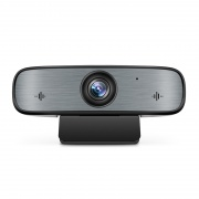 FC270P Full HD 1080p Webcam for Video Calling and Conference, with 2 Microphones & Privacy Cover, USB Plug and Play