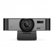 FC270-4K Ultra HD 4K Webcam for Video Calling and Conference, with 2 Microphones & 110 ° Wide Angle, USB Plug and Play