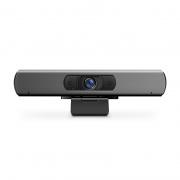 FC530, cámara de videoconferencia Full HD 1080p para salas pequeñas, con 2 micrófonos y gran angular de 108 grados, USB enchufar y usar (Plug and Play)