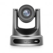 FC730-4K, cámara de videoconferencia 4K Ultra HD para salas medianas y grandes, zoom óptico 20X y PTZ, estándar de enchufe británico