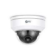 Full HD 2MP Dome Network Camera, 98ft Night Vision, IP67 Weatherproof & IK10 Vandal Resistant, Smart Behavior Detection, Outdoor/Indoor PoE IP Camera with Fixed 2.8mm Lens
