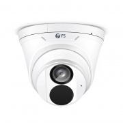 IPC201-2M-T, Caméra Réseau à Tourelle HD Complet 2MP avec Micro Intégré, Vision Nocturne de 98 pouces, Résistant aux Intempéries IP67, Détection Intelligente du Comportement, Caméra IP PoE Extérieure/Intérieure avec Objectif Fixe de 2,8mm