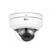 IPC204-2M-D, Caméra Réseau Dôme HD Complet 2MP avec Micro Intégré, Vision Nocturne de 131 pouces, Résistant aux Intempéries IP67 et au Vandalisme IK10, Détection Intelligente du Comportement, Caméra IP PoE Extérieure/Intérieure avec Objectif Motorisé à Focale Variable de 2,8 à 12mm