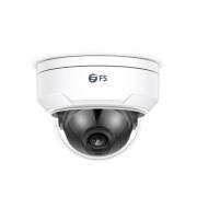 IPC301-5M-D, Caméra Réseau Dôme Super HD 5MP, Vision Nocturne de 98 pouces, Résistant aux Intempéries IP67 et au Vandalisme IK10, Détection Intelligente du Comportement, Caméra IP PoE Extérieure/Intérieure avec Objectif Fixe de 4,0mm