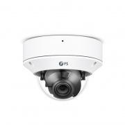 IPC305-5M-D, Caméra Réseau Dôme Super HD 5MP avec Micro Intégré, Vision Nocturne de 131 pouces, Résistant aux Intempéries IP67 et au Vandalisme IK10, Détection Intelligente du Comportement, Caméra IP PoE Extérieure/Intérieure avec Objectif Motorisé à Focale Variable de 2,7 à 13,5mm