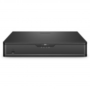 NVR204-32C-16P, 32-Channel 16-Port PoE Network Video Recorder, Record 32CH 4K@30fps, Live View/Playback 2CH 4K@30fps, Supports up to 4x10TB Hard Drive (Not Included)