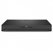 NVR202-9C, 9-Channel Network Video Recorder, Record 9CH 4K@30fps, Live View/Playback 2CH 4K@30fps, Supports up to 2x6TB Hard Drive (Not Included)
