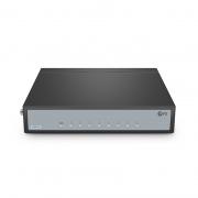 S1900-8T 8ポート ギガビット イーサネットSOHOアンマネージドスイッチ(金属、ファンレス、デスクトップ/ウォールマウント)