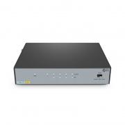 S1900-5TP 5ポート ギガビット イーサネット SOHOアンマネージドPoEスイッチ(5 x PoE+ポート @60W、金属、ファンレス、デスクトップ/ウォールマウント)
