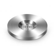 Disco de pulido de fibra óptica para conector SC/ST/FC UPC - acero inoxidable