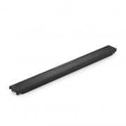 1U 19'' Tool-less Blanking Panel, Magnetic Design (10pcs/pack)