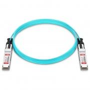 100m (328ft) Mellanox MFS1S00-V100E Compatible 200G QSFP256 Active Optical Cable