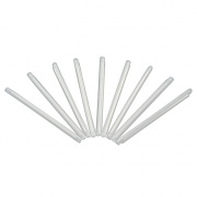1.0x60mm FTTH Fiber Optic Splice Protection Sleeve-Single Fiber, 50pcs/pkg