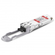 Extreme Compatible 40GBASE-SWDM4 QSFP+ 850nm 300m DOM LC MMF Optical Transceiver Module