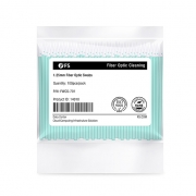 1.25mm Fibre Optic Lint-free Foam Clean Swabs (100pcs/Pack)
