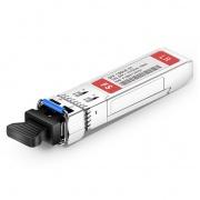 Avago AFCT-739ASMZ Compatible Módulo Transceptor SFP+ 10GBASE-LR Fibra Óptica - LC Dúplex, 10 Gigabit Ethernet, Monomodo, 10km, 1310nm