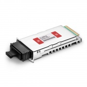 QLogic X2-SW-01 Compatible 10GBASE-SR X2 850nm 300m DOM SC MMF Transceiver Module