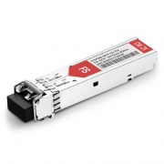 Módulo Transceptor SFP Mini-GBIC LC Gigabit 1000BASE-CWDM - Compatible Con Allied Telesis AT-SPZX80/1470 - 80km - SMF - DOM