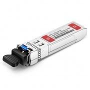Avago AFCT-5710APZ Compatible 1000BASE-LX SFP 1310nm 10km DOM LC MMF/SMF Transceiver Module