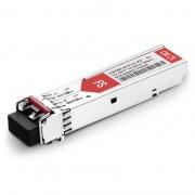 Módulo Transceptor SFP Mini-GBIC LC Gigabit 1000BASE-CWDM - Compatible Con Ciena CWDM-SFP8-1610 - 80km - SMF - DOM