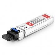 Cisco CWDM-SFP10G-1550 Compatible 10G CWDM SFP+ 1550nm 80km DOM Transceiver Module