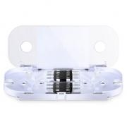 24 Fibers Fusion Splice Tray, Plastic, 0.67