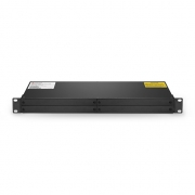 FUD 1U Rack Mount Chassis Unloaded, holds up to 4 Units Plug-in Cassette