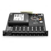4 Kanäle Multi-Rate WDM Konverter (Transponder), 8 SFP/SFP+ Slots, bis zu 11,3G Rate, steckbares Modul für FMT Multiservice-Übertragungsplattform