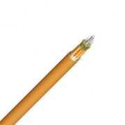 6  Fibres Single-mode 9/125μm Breakout Fibre Optic Indoor Cable