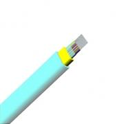 8 Fibres Multimode 50/125 OM3, LSZH, Indoor Ribbon Fibre Optical Cable GJFDBV