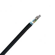 24 Fibers Singlemode 9/125 OS2, Single-Armored Single-Jacket,  Ribbon Loose Tube Waterproof Outdoor Cable GYDTA